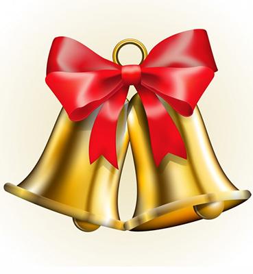 jingle bells with red loop 1021 52