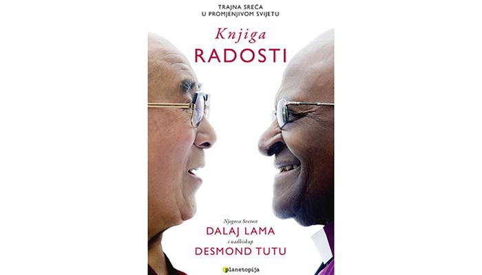 Dalaj lama & Desmond Tutu: Knjiga radosti - Trajna sreća u promjenjivom svijetu