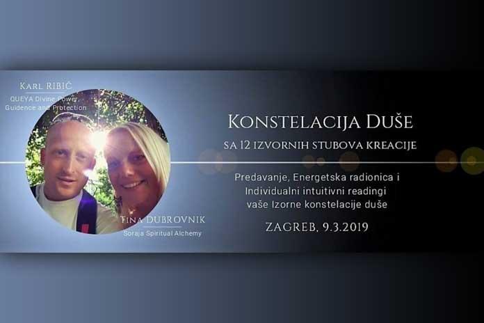 09.03. Zagreb - Grupna Konstelacija Duše