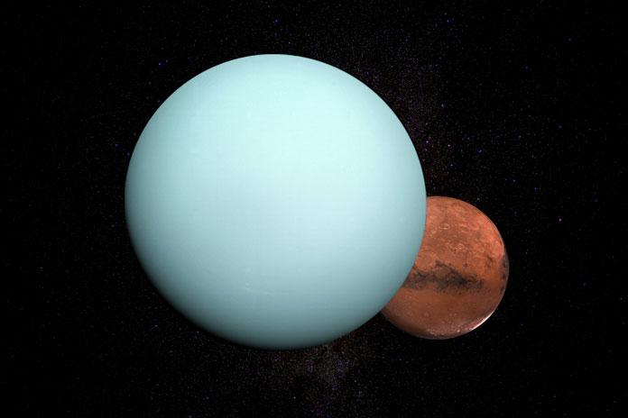 Mars & Uran: Nešto bi moglo