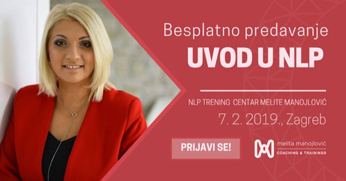 07.02. Zagreb - Besplatno predavanje UVOD U NLP