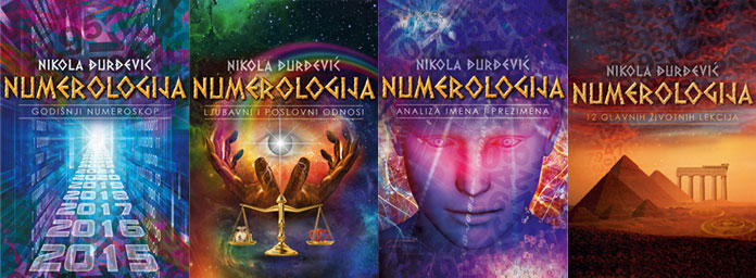 numerologija knjige