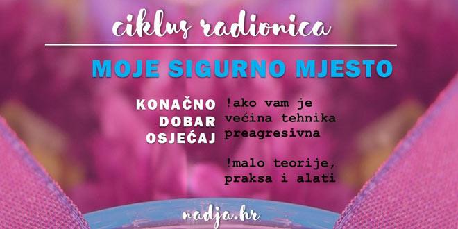 18.-28.02. Zagreb - Moje sigurno mjesto – ciklus radionica za unutarnju sigurnost