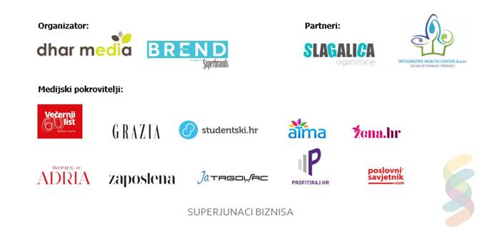 superjunaci biznisa organizatori i sponzori