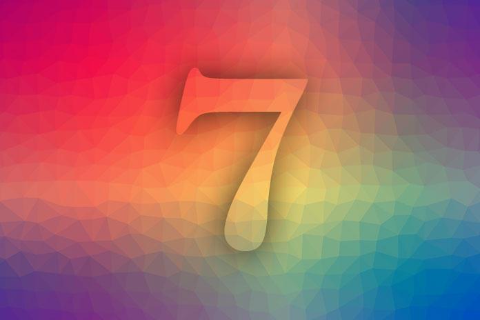 Tantrička Numerologija: Broj 7 - Tijelo Aure
