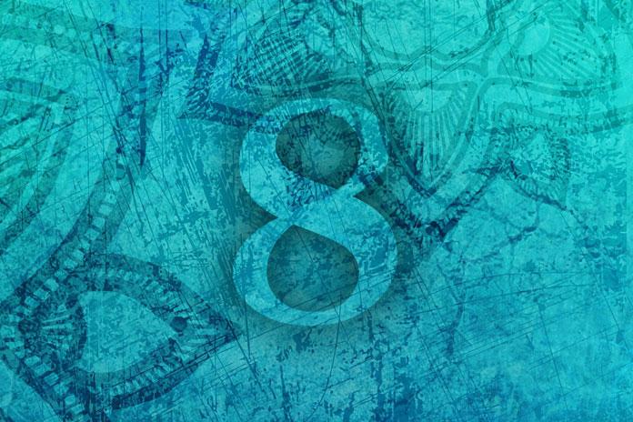 Tantrička Numerologija: Broj 8 - Tijelo Prane