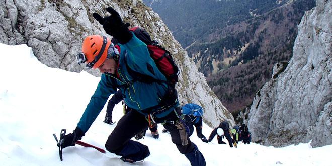 16.-17.03. Slovenija - Mountain-fit organizira zimski uspon kroz Peto žrelo...