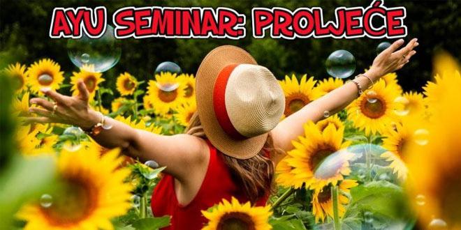 Seminar - proljeće: O ami, probavnoj vatri (agni) i probavi prema ayurvedi