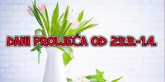 23.03.-01.04. Zagreb - Dani proljeća u Adhara centru