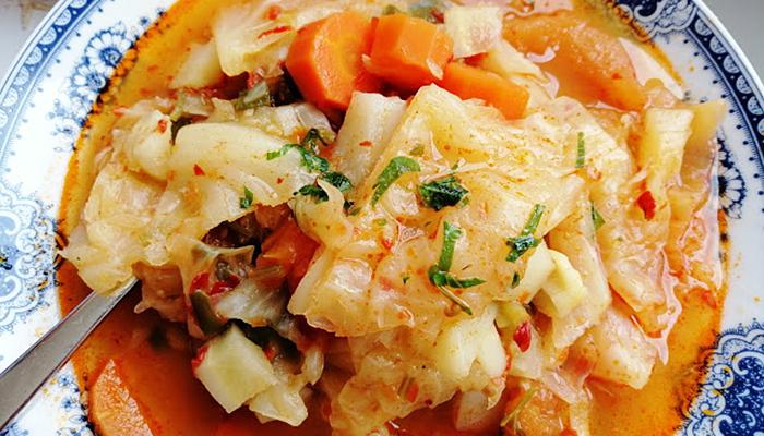 Ručak iz bakine kuhinje: Ovako ćete skuhati božanstveni slatki kupus! (RECEPT)