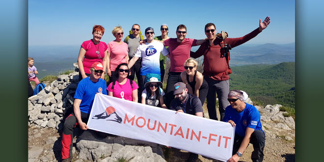 Mountain-fit Planinarska Škola 2019