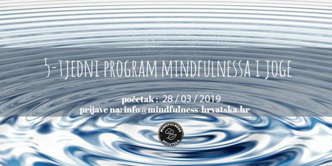 Spoj mindfulnessa i yoge: ''Tijelo i Um: susret dvaju svjetova''
