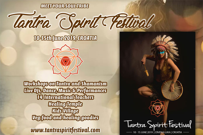 CROATIA Tantra Spirit Festival- Prvi Internacionalni Tantra Yoga Festival u Hrvatskoj!