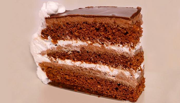 Brza čokoladna torta bez laktoze i jaja: Dva pjenasta fila, tri još mekše kore! (RECEPT, VIDEO)