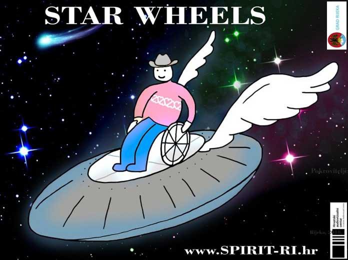"30.04. Online premijera ""Star Wheels-a"", filma koji su napravili mladi s poteškoćama u razvoju!"