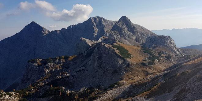 Planinarski izlet na Tosc 2275 m u Sloveniju
