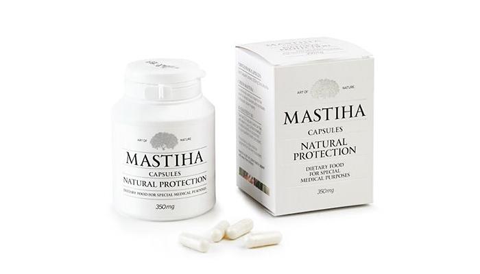 Chios Mastika - Kapsule smole biljke tršlje, prirodno i snažno rješenje za probleme probave