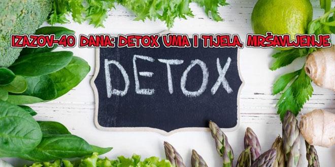 Intenziv – detoksikacija i mršavljenje, uz ayurvedu, prehranu i yogu