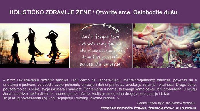 24.-26.05 Split - Holističko zdravlje žene