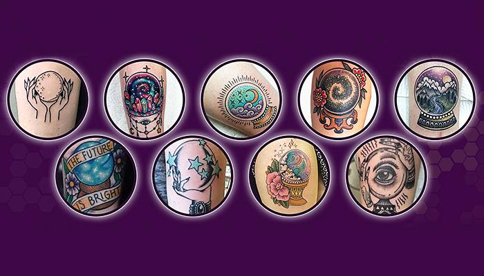 TEST: Odaberite tetovažu kristalne kugle i otkrijte poruku za budućnost