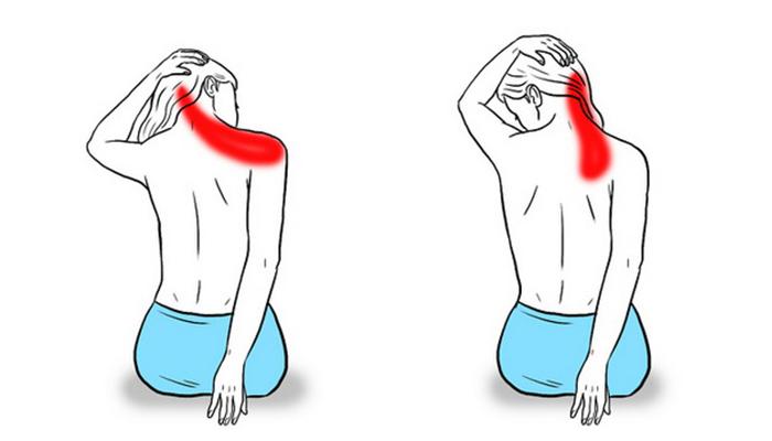 11 vježbi za ublažavanje napetosti u vratu i ramenima