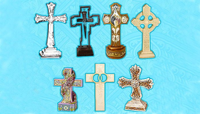 Odaberite križ koji će vam otkriti svoj blagoslov!