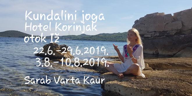 Kundalini joga retreat na otoku Ižu ljeto 2019 - Transformacija