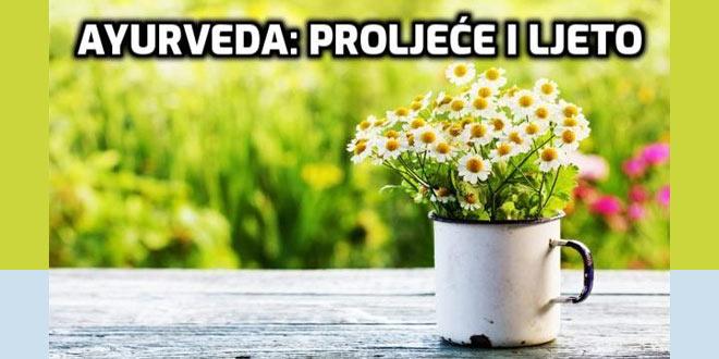 Veliki seminar o Ayurvedi: Proljeće i ljeto