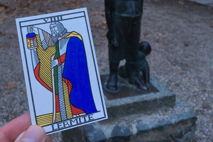 Tarot arkana VIIII – Otac ili prorok?