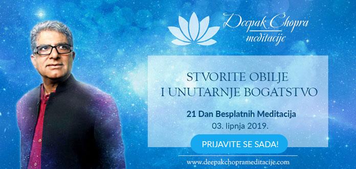 21-dnevni online program sa Deepakom Choprom