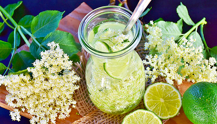 Starinski recept za sok od bazge/zove: Potiče mršavljenje, izbacuje toksine, sprječava čak 8 bolesti! (RECEPT)