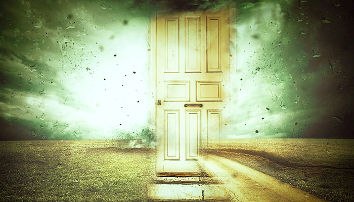 Osjetite otvorena vrata - Napišite poruku, obećanje svojoj duši
