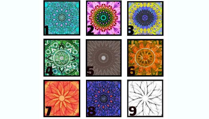 TEST: Mistični kvadrat koji odaberete vam šalje poruku Svemira!