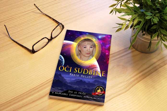 Nova knjiga: Mario Huljev - Oči Sudbine