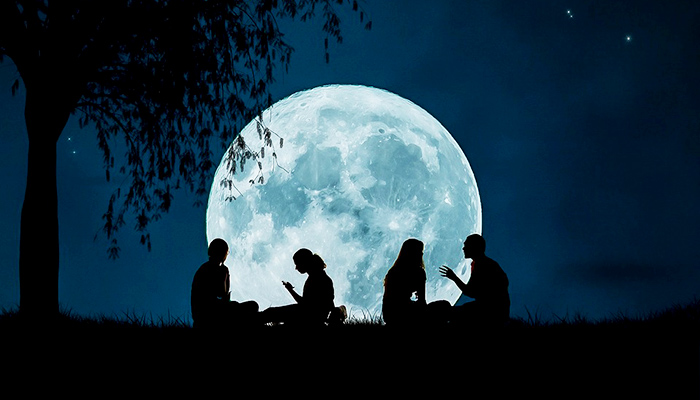 Poruka izrazito moćnog punog Mjeseca u Škorpionu 18.05. - Neka nas lunarna magija obuzme i vodi