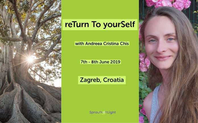 07.-09.06. Zagreb - Return to Yourself with Andrea Christina Chis