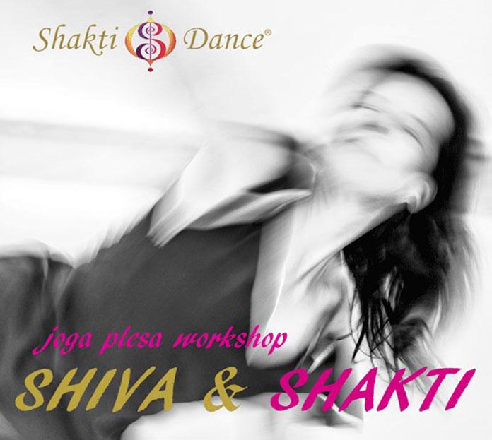 Radionica Yoge plesa - SHIVA & SHAKTI