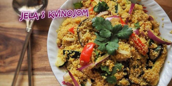 Radionica kuhanja - Jela s kvinojom