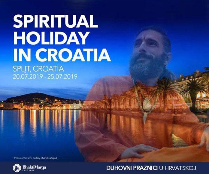 Duhovni praznici u Hrvatskoj 20.07.2019. - 25.07.2019.