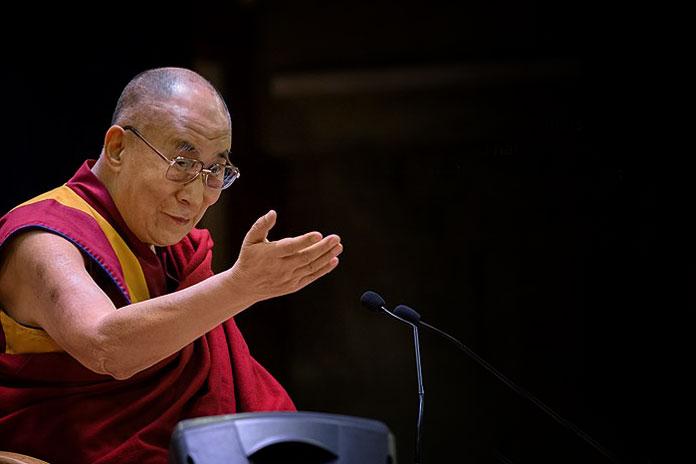 Dalaj Lama - Žene su vođe Budućnosti