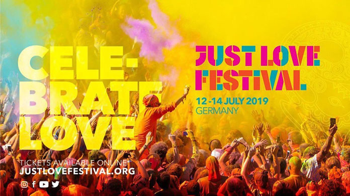 JUST LOVE FESTIVAL:12.-14. srpnja 2019. - Springen, Njemačka