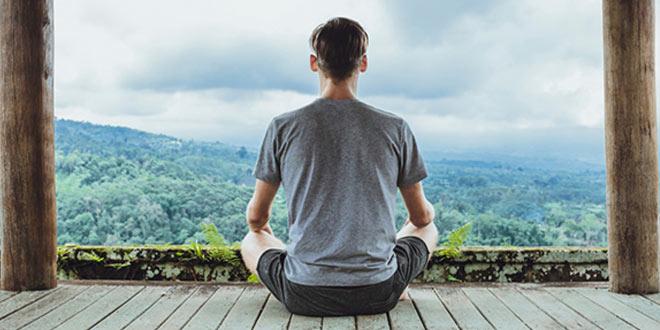 Steve Parker tečaj: Kako meditirati?