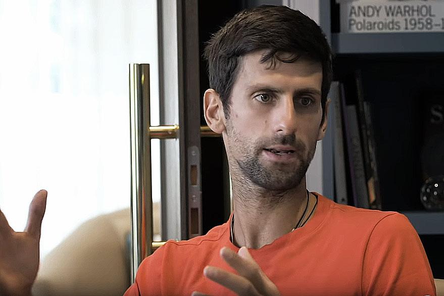 """Novak Đoković: """"Moje najveće postignuće je moj otvoreni um"""""""