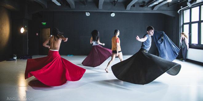 PLES DUŠE - Sufijski ples by Iva