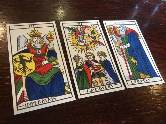 U Tarotu, Teslini brojevi 3, 6 i 9 govore o samorealizaciji!