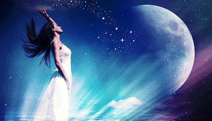 Mjesec pojačava osnovnu emociju i suptilni je vodič kroz život
