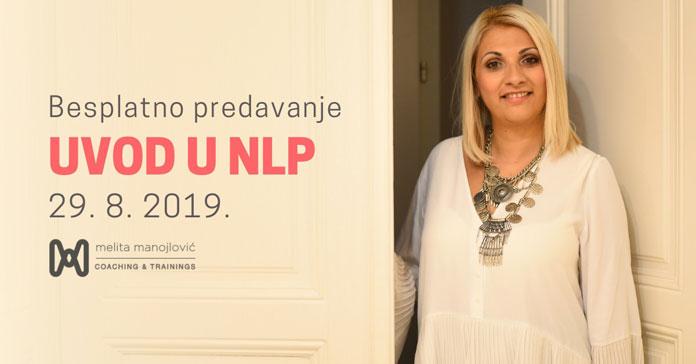 Besplatno predavanje - UVOD U NLP - Zagreb, 29.08.2019.