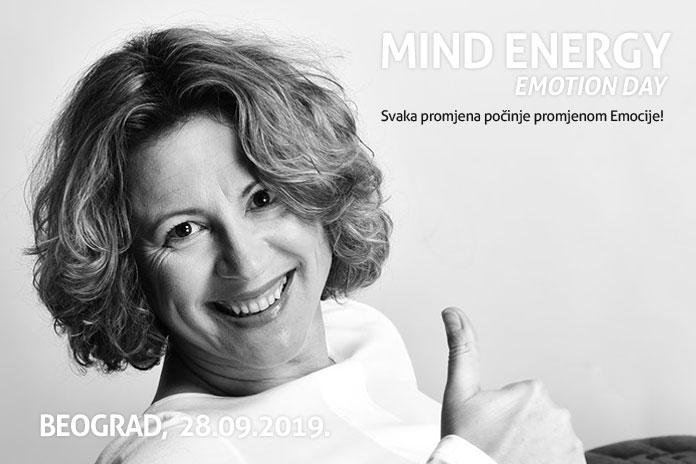 "Radionica: Mind Energy ""Emotion Day"" - Beograd, 28.09.2019."
