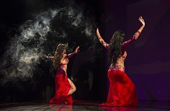 orijentalni ples 2