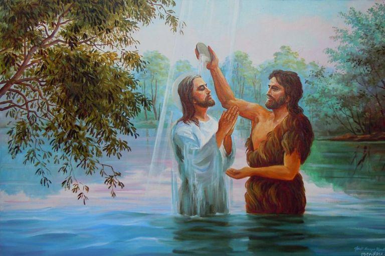 isusovo krštenje book evangelizacija